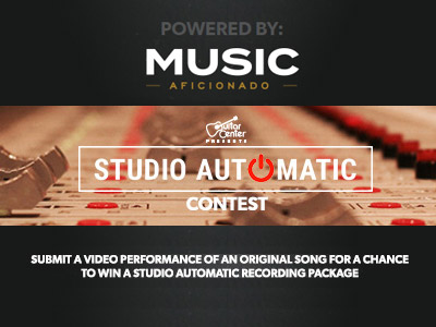 Guitar Center Song Contest